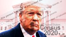 Trump calls battle over census citizenship question 'ridiculous'