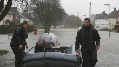 No End in Sight for Severe British Floods