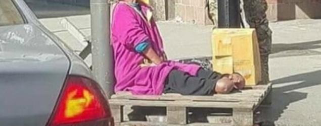 Disabled beggar found dead with $1.5m stashed away