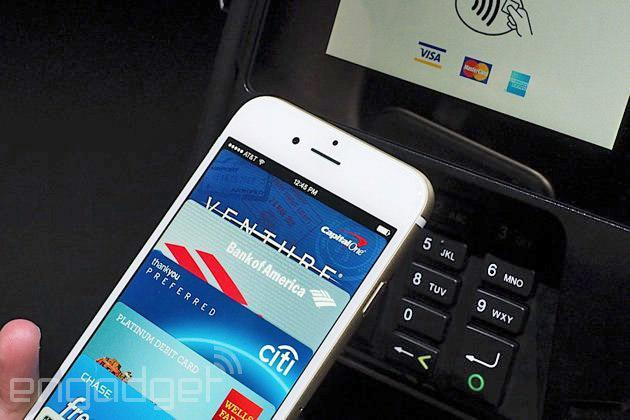 UK Apple Pay purchases to face the £20 contactless cap