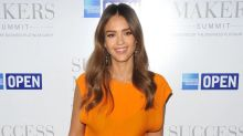 Pregnant Beyonce parties with birthday girl Jessica Alba