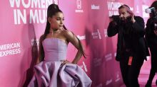 Ariana Grande hits back after being criticised for working with Starbucks