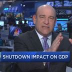 Government shutdown could lead to negative growth this qu...
