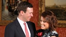 The surprising thing banned from Princess Eugenie's wedding