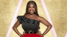 Darcey who? 'Strictly' fans fall in love with Motsi Mabuse in the first live show