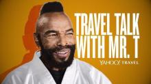 "Mr. T Reveals: ""How I Travel"""