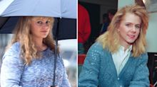 Margot Robbie looks unrecognisable as Tonya Harding