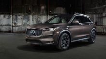 The new Infiniti QX50 is as big on economy as it is on luxury