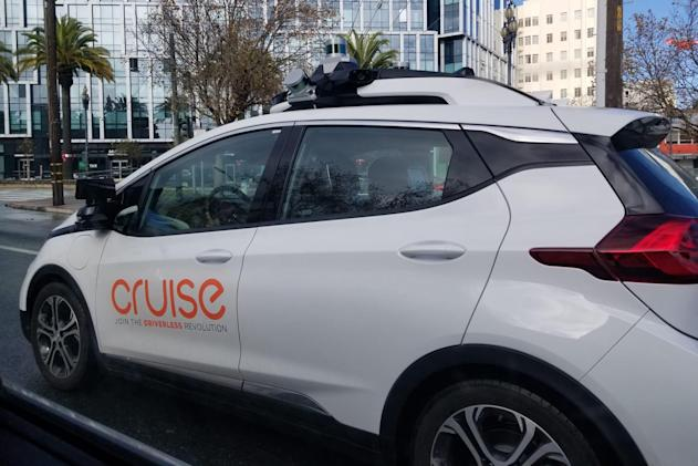 GM's self-driving unit is close to receiving a $2.25 billion boost