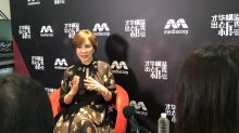 Actress Carina Lau on excelling as an actor: 'You must be prepared for hardships and sleep deprivation'