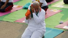 This is Narendra Modi's morning exercise routine