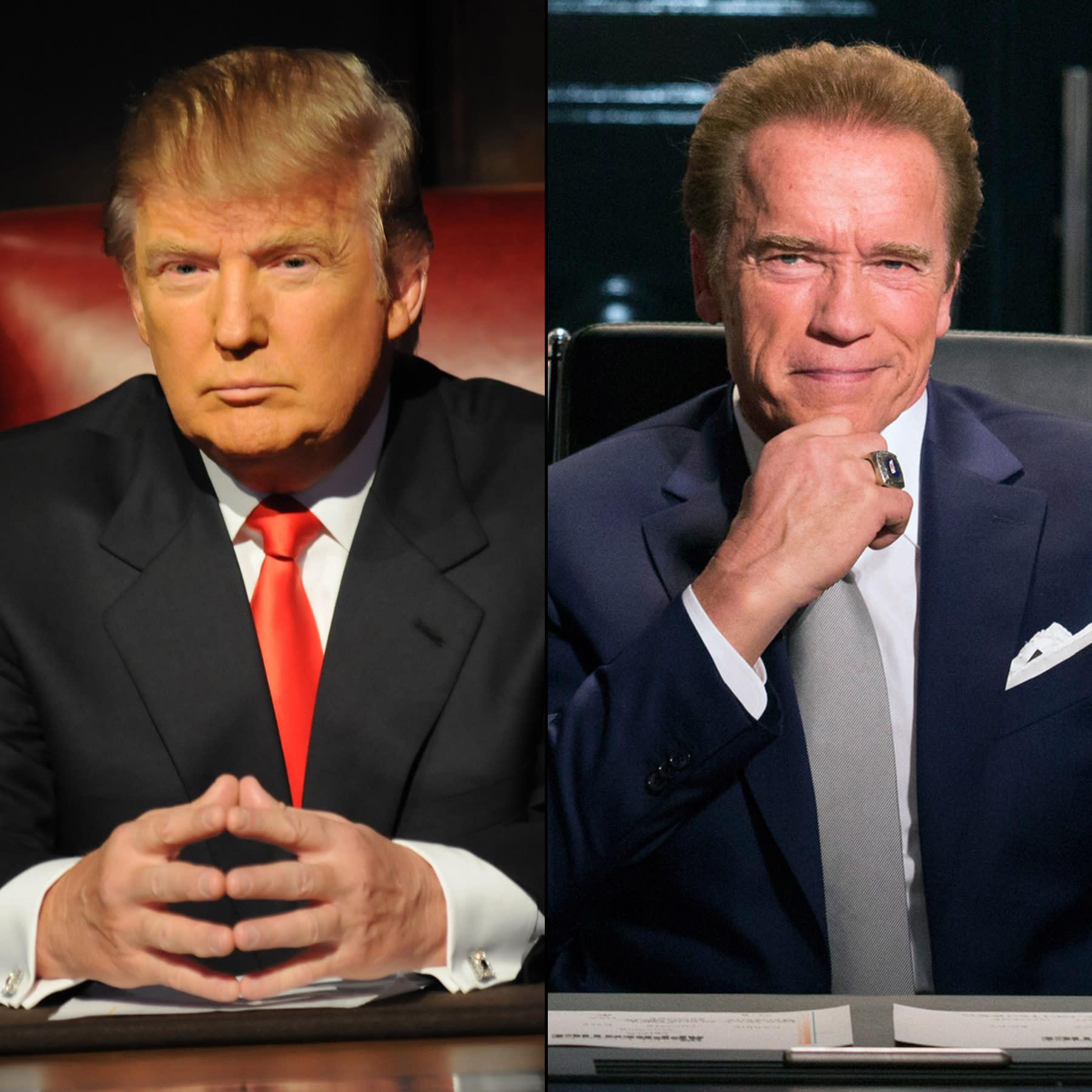 With Schwarzenegger as Host, 'Celebrity Apprentice' Lacks ...