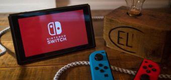 Un problème de la Nintendo Switch pointé du doigt