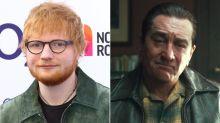 Is Ed Sheeran Related to 'The Irishman' Mobster Robert De Niro Plays in Martin Scorsese's Movie?
