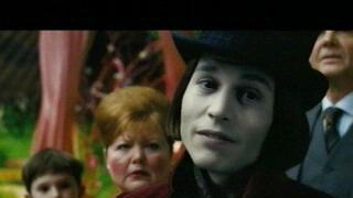 Charlie And The Chocolate Factory Scene: Improvisation Is A Palor Trick