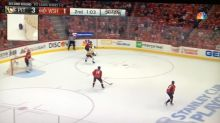 NBC debuts '2nd Puck Cam' as Capitals vs. Penguins gets weird (Video)