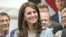 Kate Middleton y sus pendientes de más de 4.000 euros
