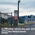 Dutch nationals hunting for Area 51 jailed for 3 days for trespassing