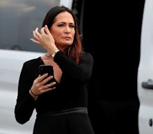 Melania Trump's defender Stephanie Grisham to replace Sanders as WH press secretary
