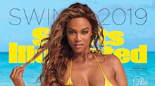 Tyra Banks Makes Triumphant Return In Her 3rd Sports Illustrated Swimsuit Cover