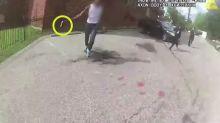 Bodycam released of DC police shooting Black man