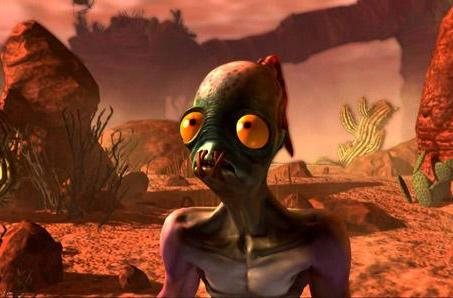 Oddworld New 'N' Tasty gameplay video shows Abe's return Oddysee