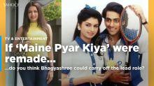 Can Bhagyashree Pull Off a 'Maine Pyar Kiya 2'?