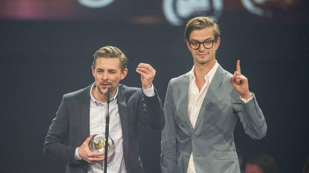 Joko Und Klaas Goldene Kamera 2019