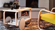 Camarera con ruedas, un mueble imprescindible en tu salón