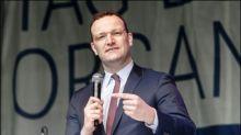 Spahn wirbt vor Bundestagsdebatte für Widerspruchslösung bei Organspende