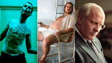 Las 8 transformaciones más extremas de Christian Bale