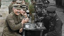 World War I in colour: How Peter Jackson made 100-year-old footage look brand new