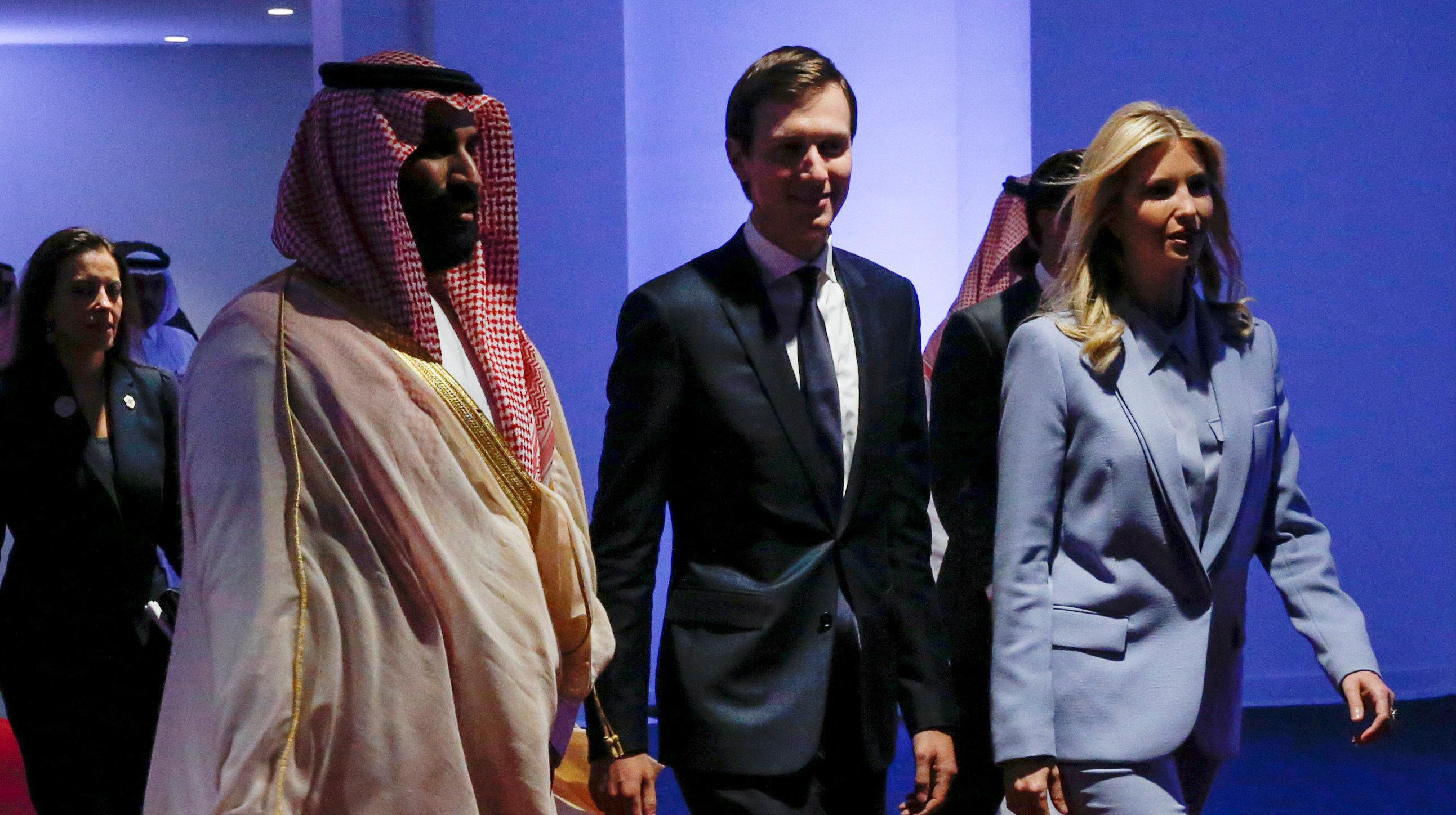 Jared Kushner Dodges Questions About Saudi Account Of Jamal Khashoggi's Death