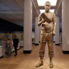Humanity versus disease showcased as London's Science Museum reopens doors