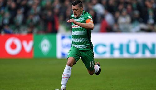 Bundesliga: Bremen in Freiburg ohne Junuzovic