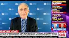 Dr. Fauci Calls Out Fox News For Misleading Reports About Coronavirus