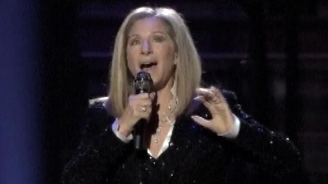 Barbra Streisand is