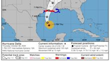 Category 2 Hurricane Delta expected to grow bigger before Louisiana landfall