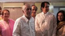 Dilip Kumar's Brother Ehsan Khan Dies of COVID-19 Complications