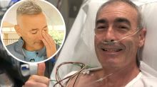 'No pulse, no breathing': Teary Blue Wiggle recalls moment Greg Page was 'gone'