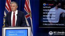 B.C. Liberal Party unveils campaign platform