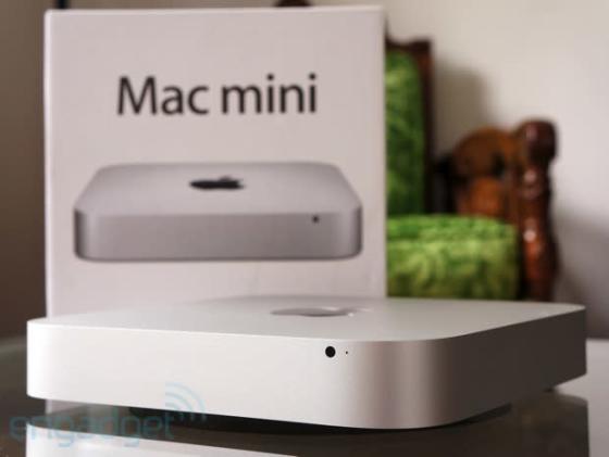 Mac mini review (2012)