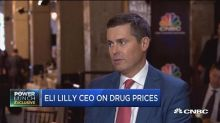 Eli Lilly CEO: 'It's time for a change' in the drug prici...