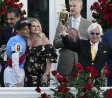 Baffert says Derby winner Medina Spirit tested positive