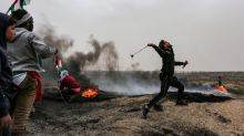 Israeli tank, aircraft hit Gaza after cross-border fire: army