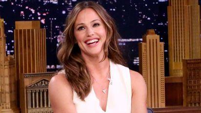 Jennifer Garner Celebrates First Day of Fall in the Cutest Way -- Watch
