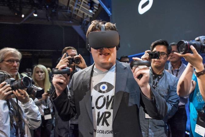 El fundador de Oculus dará soporte para Mac cuando Apple 'tenga un buen ordenador'