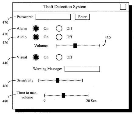 Apple patent hopes to make your devices theft-proof