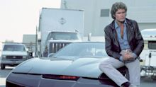David Hasselhoff wants James Gunn to make a Knight Rider movie
