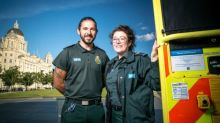 TV tonight: an emotional ride with an ambulance team